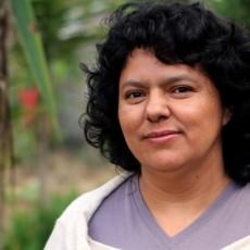 On International Women's Day: Berta Cáceres, Presente!