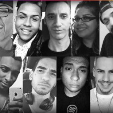 Some of the victims of the #PulseNightClub shooting in Orlando.