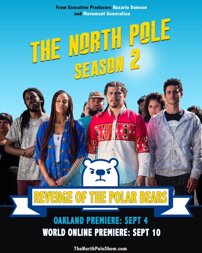North Pole Show premieres September 10th! Watch the trailer